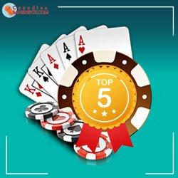 Top 5 meilleurs casinos sans dépôt